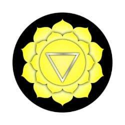 chakra jaune