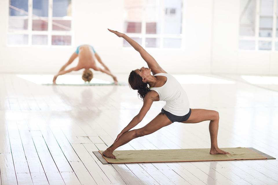 tenue de yoga
