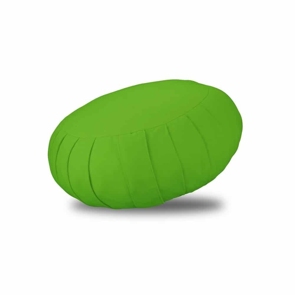 Zafu vert Yuwa - Zafu Made in France -