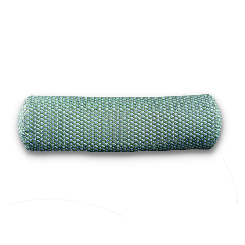 Bolster de yoga Hokkaïdo - Yuwa - profil