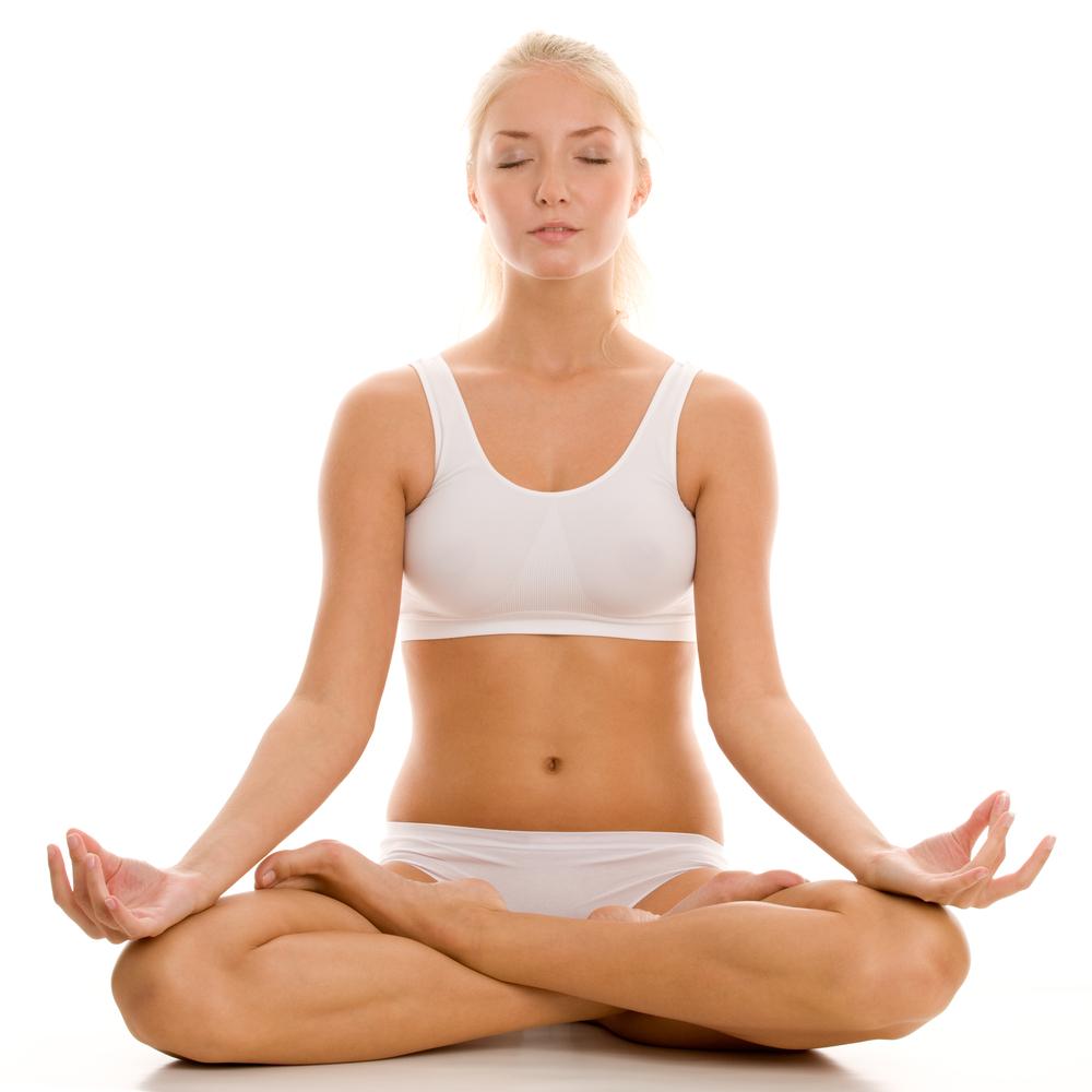 Position du lotus - méditation assise - Yuwa